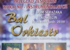 Bal Orkiestr w Koszęcinie