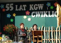 55-lecie KGW Ćwiklice