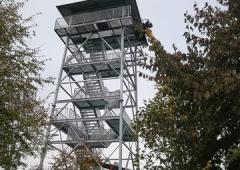 Wieża widokowa w Pietrowicach Wielkich