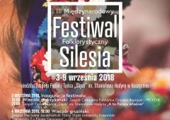 III Międzynarodowy  Festiwal Folklorystyczny w Koszęcinie