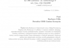 Wyróżnienie dla pracownicy PZDR Lubliniec