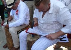 Powiatowy Turniej Żniwowania Metodami Tradycyjnymi