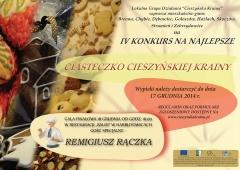 Ciasteczko Cieszyńskiej Krainy