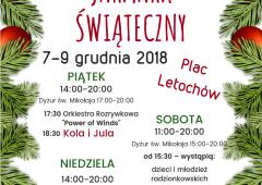 Jarmark Świąteczny w Radzionkowie