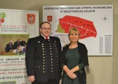 Jasienica - otwarcie pierwszej w Polsce strefy niskoemisyjnej