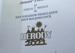 """Gratulacje dla """"Herodów"""" z Sygontki"""