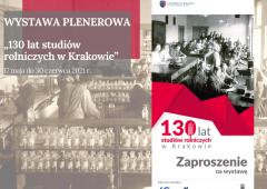 130 lat studiów rolniczych w Krakowie