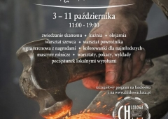 Święto Dawnych Zawodów w Zagrodzie Edukacyjnej Chlebowa Chata