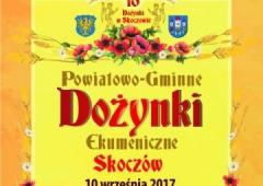 Powiatowo-Gminne Dożynki Ekumeniczne w Skoczowie